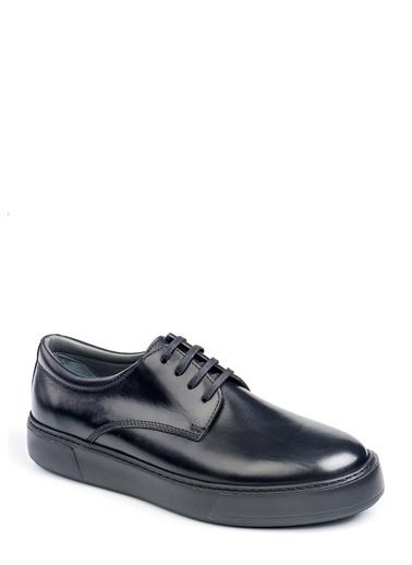 Doka Deri Ayakkabı Siyah